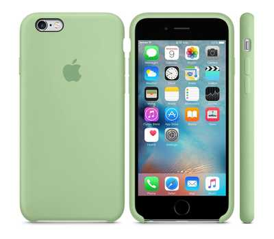 Силиконовый чехол для iPhone 6s Plus/6 Plus фото 2