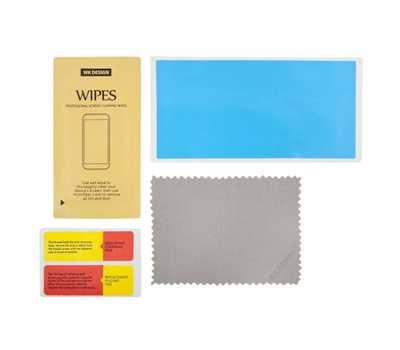 Защитное стекло для iPhone 11 Pro/X/Xs WK Kingkong Series 4D Full Cover Curved Edge Tempered Glass (черное) фото 3