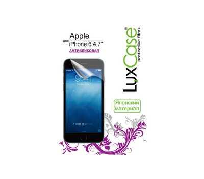 "Защитная пленка LuxCase для iPhone 6 4.7"" (Антибликовая) фото 1"