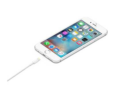 Кабель Lightning to USB (1 м) для iPhone 6/6 Plus, 5/5C/5S, iPad mini, iPad 4 фото 2