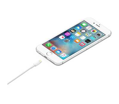 Кабель Lightning to USB (2 м) для iPhone 7, 7 Plus, X фото 2