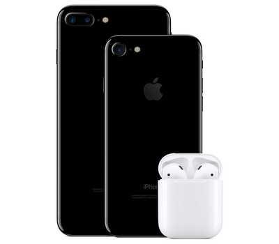 Беспроводные наушники Apple AirPods фото 5
