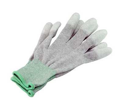 Антистатические перчатки (Размер L) фото 1