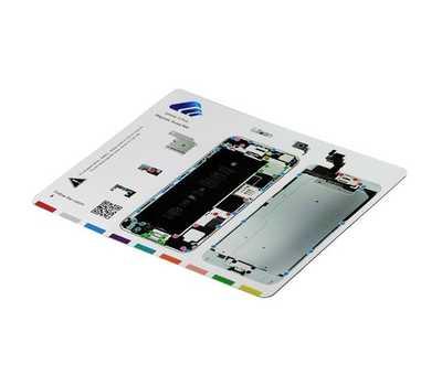 Магнитный коврик с картой винтов для iPhone 6 Plus фото 2