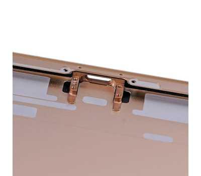 Алюминиевый корпус iPad Air 2 Wi-Fi+4G, цвет Gold фото 3