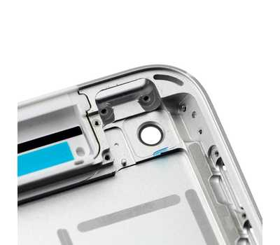 Алюминиевый корпус iPad Air 2 Wi-Fi+4G, цвет Silver фото 4