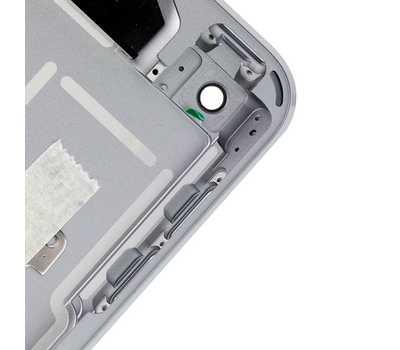 Алюминиевый корпус iPad Air 2 Wi-Fi, цвет Gray фото 4