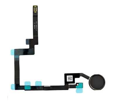 Кнопка Home для iPad mini 3, Черная фото 1