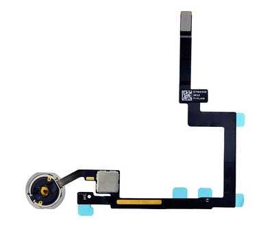 Кнопка Home для iPad mini 3, Черная фото 2