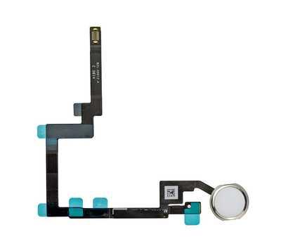 Кнопка Home для iPad mini 3, Серебристая фото 1