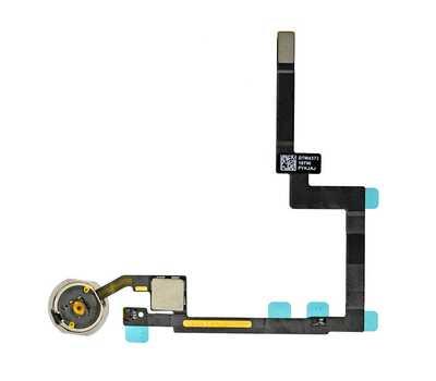 Кнопка Home для iPad mini 3, Серебристая фото 2
