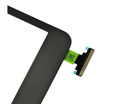 Тачскрин (стекло) для iPad mini 3, цвет Черный фото 3