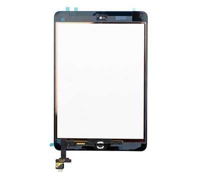 Тачскрин (стекло) в сборе для iPad mini/mini 2 Retina, цвет Белый фото 2