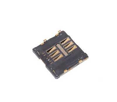 Коннектор SIM-карты для iPhone 4 фото 2