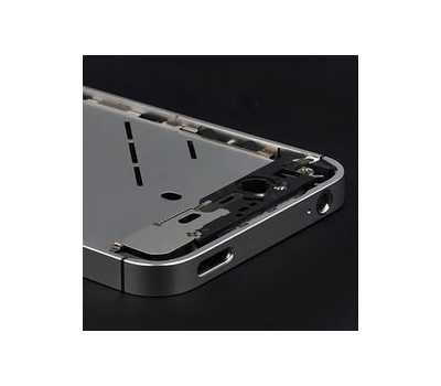 Средняя часть корпуса iPhone 4S, цвет Серебристый фото 3