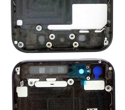 Корпус для iPhone 5, цвет Черный фото 3