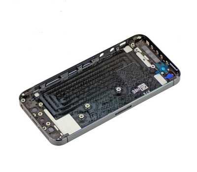 Корпус для iPhone 5, цвет Черный фото 2