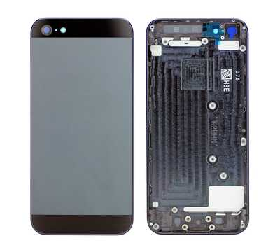 Корпус для iPhone 5, цвет Черный фото 1