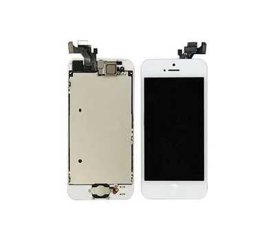 Дисплей для iPhone 5 в сборе (Оригинал), цвет Белый фото 1