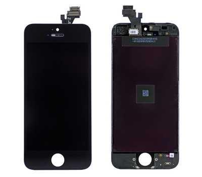 Дисплей для iPhone 5, Черный фото 1
