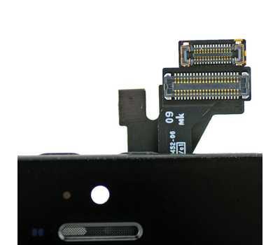 Дисплей для iPhone 5, Черный фото 2