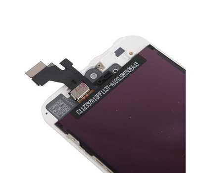 Дисплей для iPhone 5, Белый фото 4