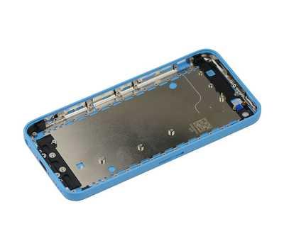 Корпус для iPhone 5C, цвет Синий фото 5
