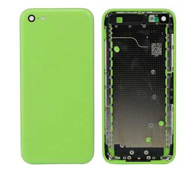 Корпус для iPhone 5C, цвет Зеленый фото 1