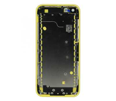Корпус для iPhone 5C, цвет Желтый фото 2