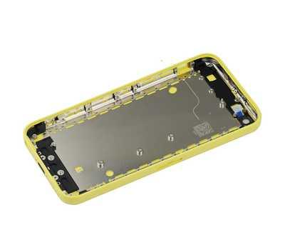 Корпус для iPhone 5C, цвет Желтый фото 5