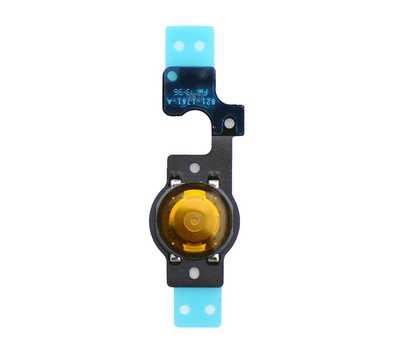 Шлейф кнопки Home для iPhone 5C фото 1