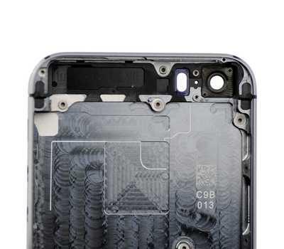 Корпус для iPhone 5S, Space Gray фото 5
