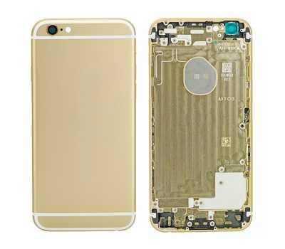 Алюминиевый корпус iPhone 6, цвет Gold фото 1