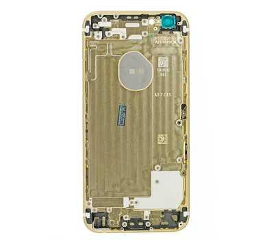 Алюминиевый корпус iPhone 6, цвет Gold фото 3