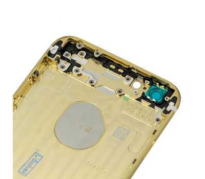 Алюминиевый корпус iPhone 6, цвет Gold фото 4