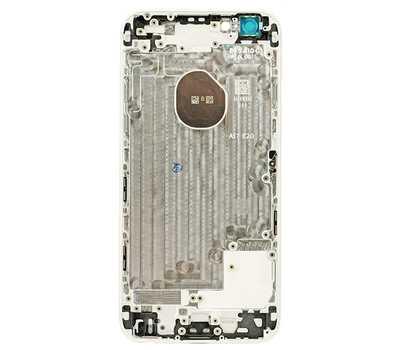 Алюминиевый корпус iPhone 6, цвет Silver фото 3