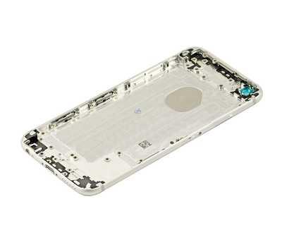 Алюминиевый корпус iPhone 6, цвет Silver фото 4
