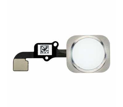 Кнопка Home для iPhone 6/6 Plus, Серебристая фото 1