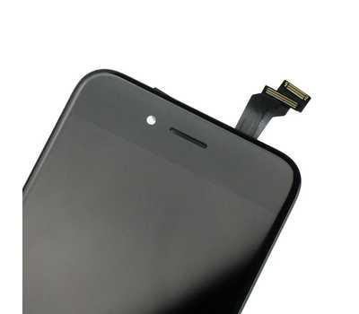 Дисплей для iPhone 6, Черный фото 6