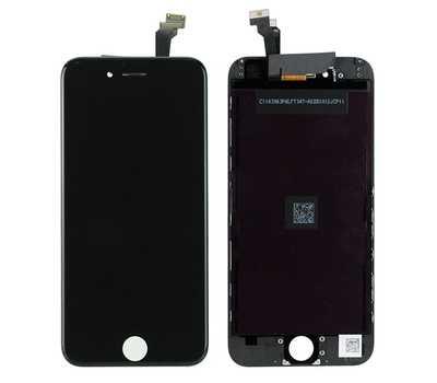 Дисплей для iPhone 6, Черный фото 1