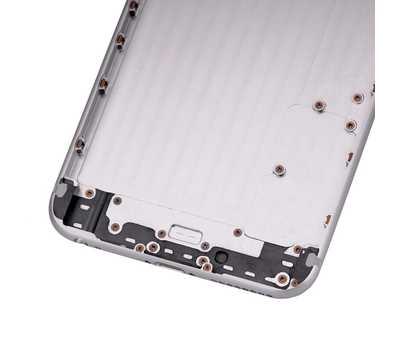 Алюминиевый корпус iPhone 6 Plus, цвет Space Gray фото 5
