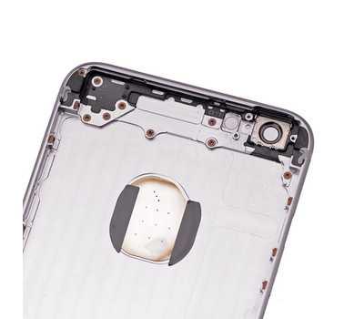 Алюминиевый корпус iPhone 6 Plus, цвет Space Gray фото 6