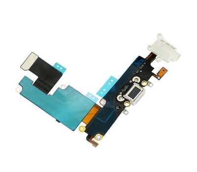 Шлейф с разъемом Lightning и mini-Jack для iPhone 6 Plus (Gold) фото 5