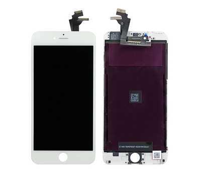 Дисплей для iPhone 6 Plus, Белый фото 1