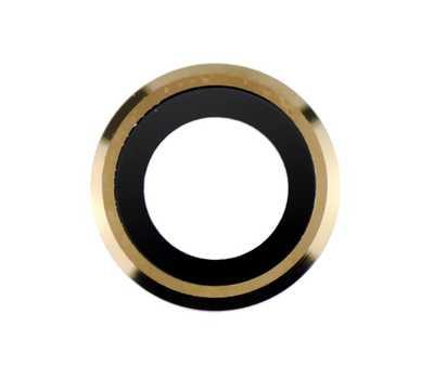 Линза задней камеры для iPhone 6 Plus, Gold фото 1