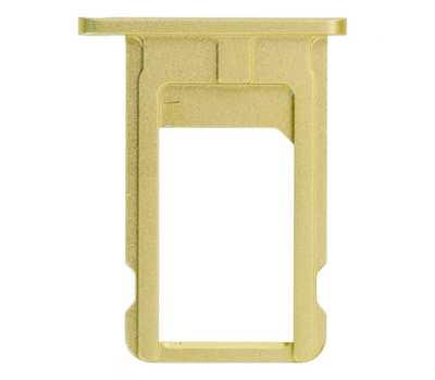 Лоток для SIM-карты iPhone 6, Gold фото 1