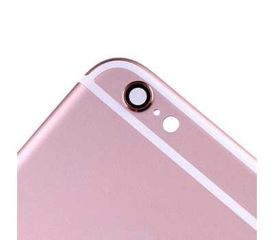 Алюминиевый корпус iPhone 6S, цвет Rose Gold фото 3