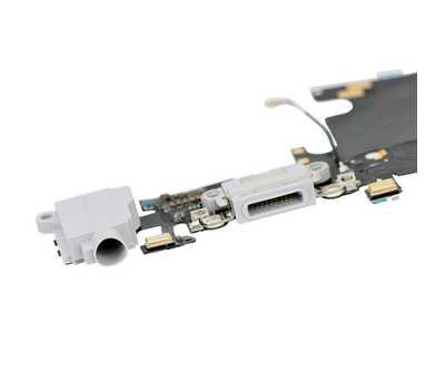 Шлейф с разъемом Lightning и mini-Jack для iPhone 6S, (Space Gray) фото 5