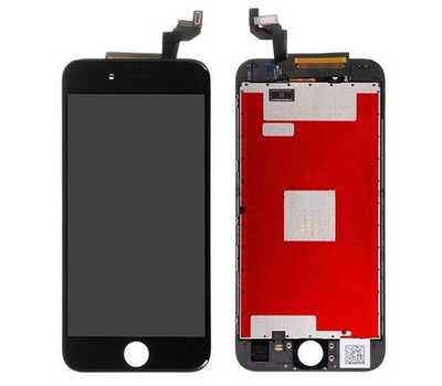 Дисплей для iPhone 6S Plus, Черный фото 1