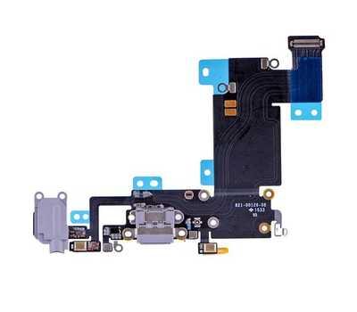 ab__is.product.alt.prefixШлейф с разъемом Lightning и mini-Jack для iPhone 6S Plus, (Space Gray) фото 1ab__is.product.alt.suffix